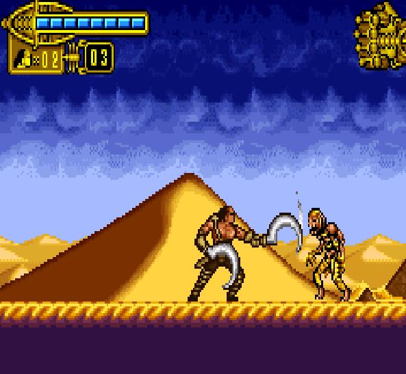 The Scorpion King Sword of Osiris GBA Xtreme Retro 10