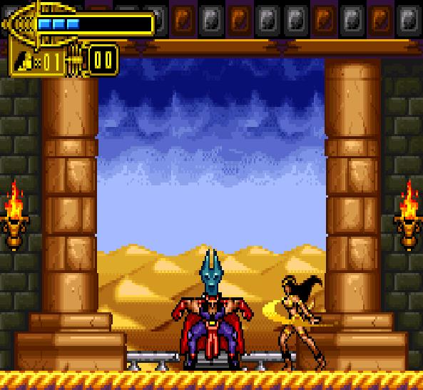 The Scorpion King Sword of Osiris GBA Xtreme Retro 4