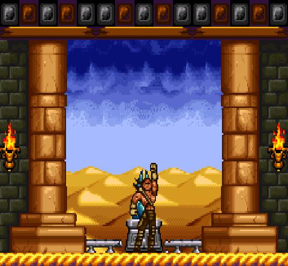 The Scorpion King Sword of Osiris GBA Xtreme Retro 9