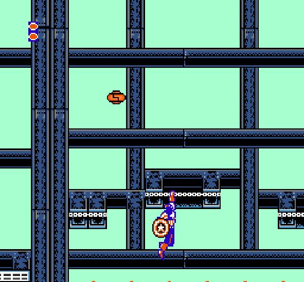Captain America and the Avengers NES Famicom Xtreme Retro 2