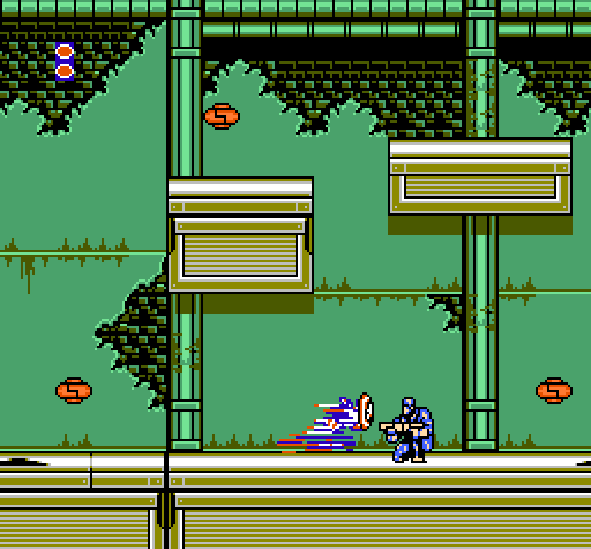Captain America and the Avengers NES Famicom Xtreme Retro 5