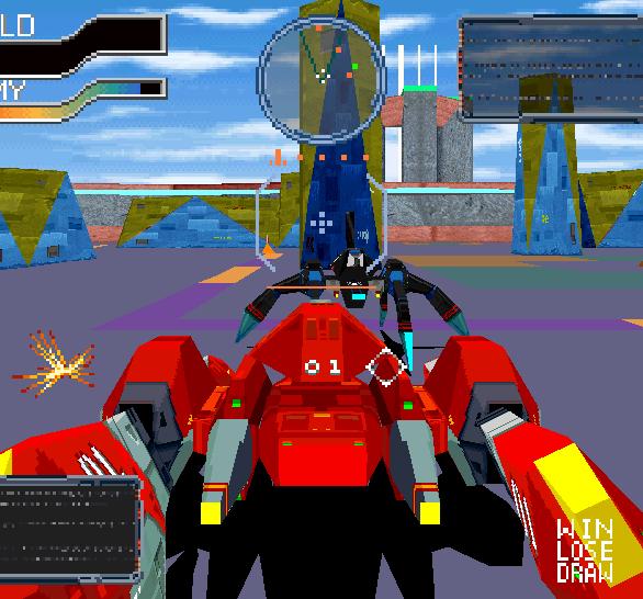Cyber Sled Namco Arcade PlayStation Xtreme Retro 2