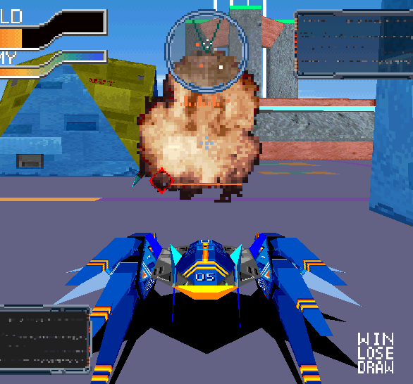 Cyber Sled Namco Arcade PlayStation Xtreme Retro 5
