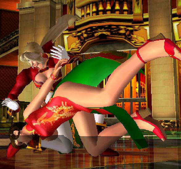 Dead or Alive 2 Tecmo Dreamcast PS2 Xtreme Retro 11