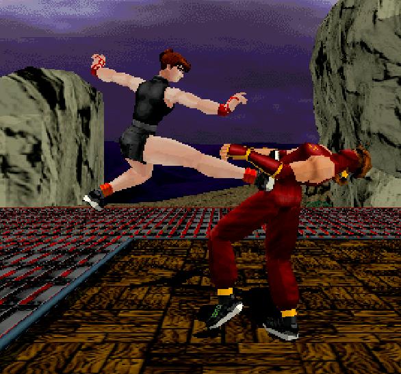 Dead or Alive Tecmo Arcade SEGA Xtreme Retro 2