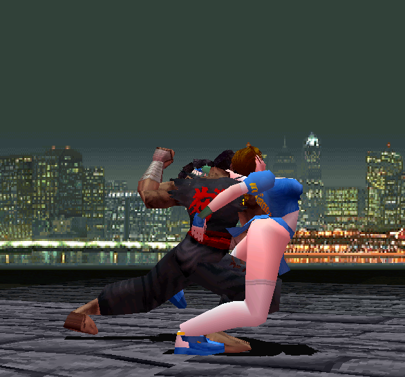 Dead or Alive Tecmo PlayStation Xtreme Retro 10