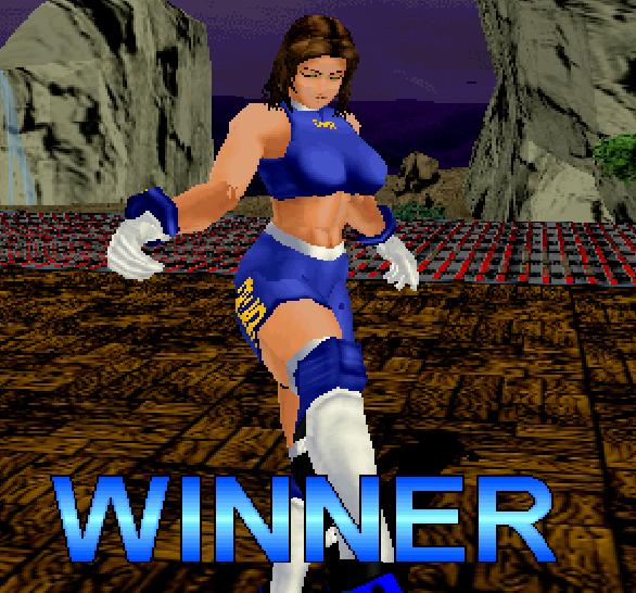 Dead or Alive Tecmo Sega Model 2 Arcade Sexy Tina Xtreme Retro