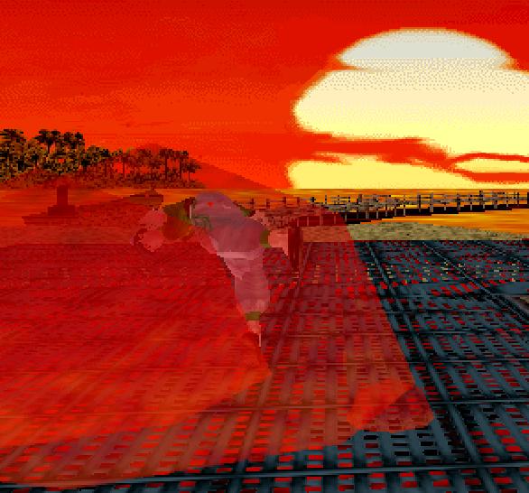 Dead or Alive Tecmo Sega Model 2 Danger Zone Xtreme Retro