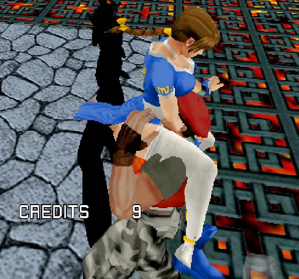 Dead or Alive Tecmo Sega Model 2 Xtreme Retro 3