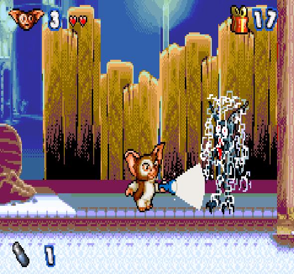 Gremlins Stripe VS Gizmo GBA Xtreme Retro 4