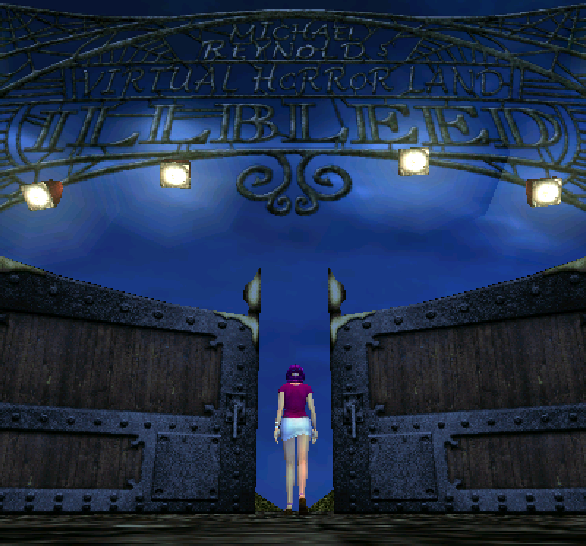 Illbleed Sega Dreamcast Survival Horror Xtreme Retro 3