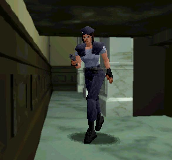 Resident Evil Sega Saturn Capcom Xtreme Retro 10