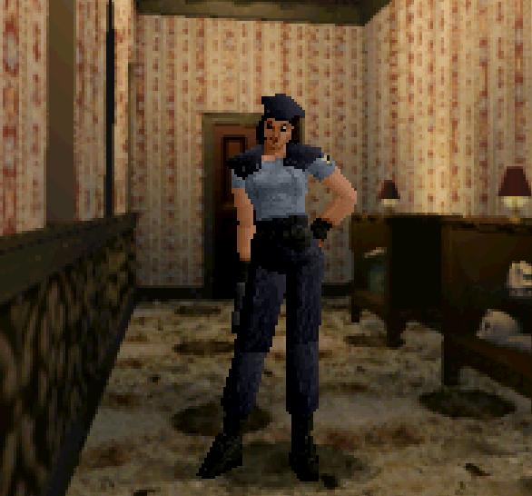 Resident Evil Sega Saturn Capcom Xtreme Retro 11