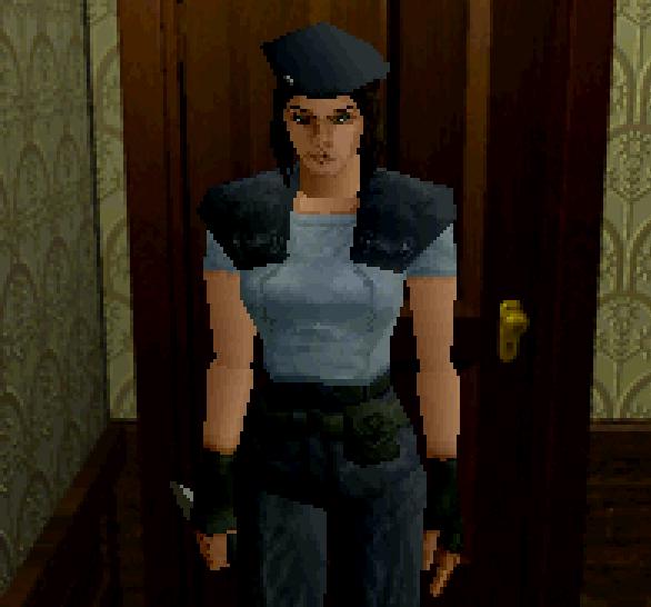 Resident Evil Sega Saturn Capcom Xtreme Retro 13