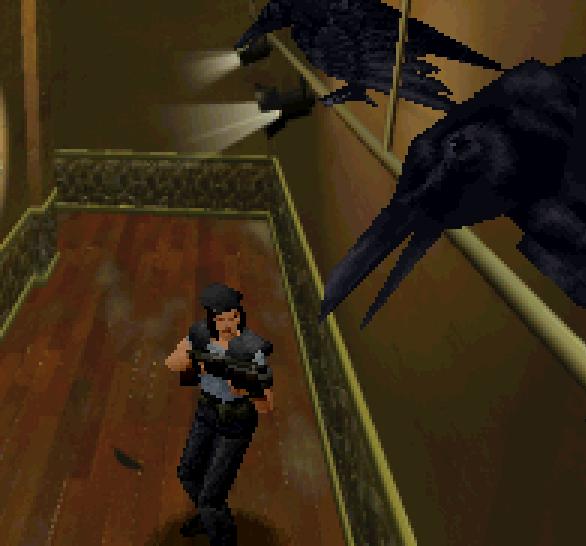 Resident Evil Sega Saturn Capcom Xtreme Retro 17