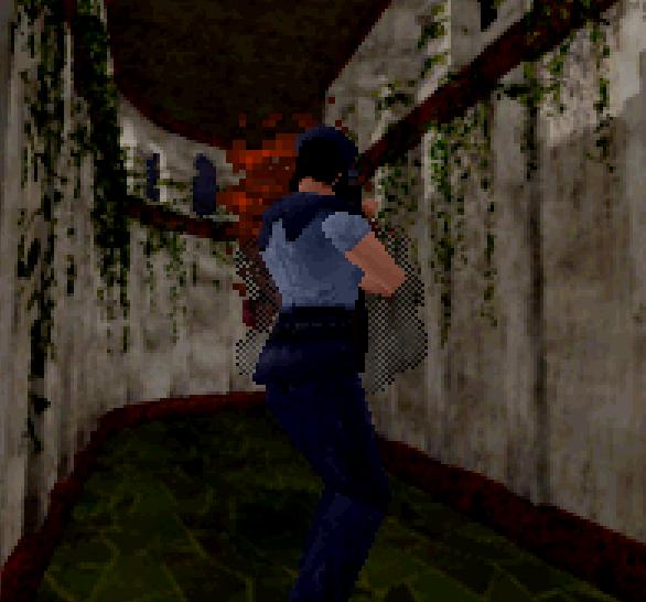 Resident Evil Sega Saturn Capcom Xtreme Retro 18