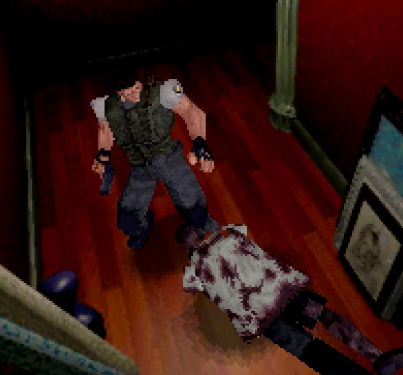 Resident Evil Sega Saturn Capcom Xtreme Retro 3