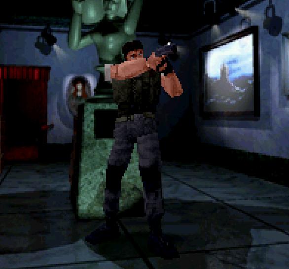 Resident Evil Sega Saturn Capcom Xtreme Retro 4