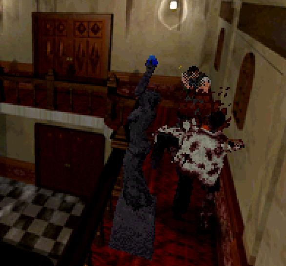 Resident Evil Sega Saturn Capcom Xtreme Retro 6