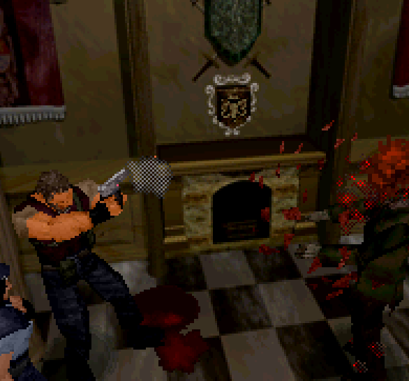 Resident Evil Sega Saturn Capcom Xtreme Retro 8
