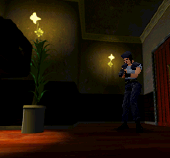 Resident Evil Sega Saturn Capcom Xtreme Retro 9