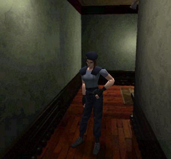 Resident Evil Sony PlayStation Capcom Xtreme Retro 1