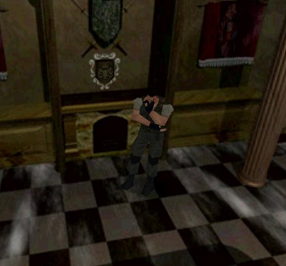 Resident Evil Sony PlayStation Capcom Xtreme Retro 4