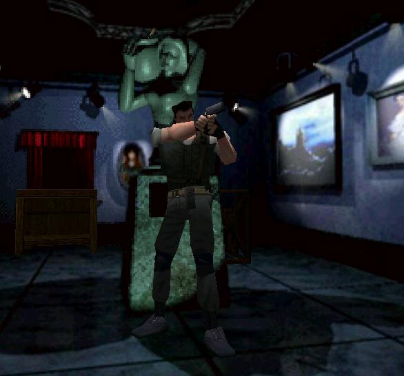 Resident Evil Sony PlayStation Capcom Xtreme Retro 5