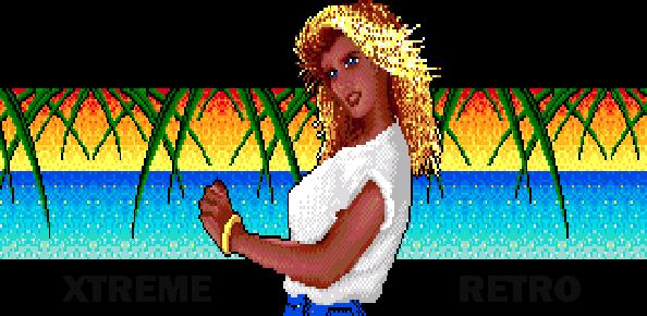 Rings of Power Electronic Arts Naughty Dog Sega Genesis Mega Drive Girl Xtreme Retro