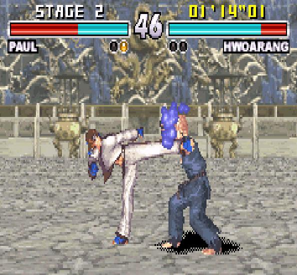 Tekken Advance GBA Xtreme Retro 2