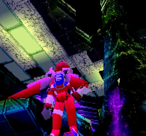 Burning Rangers Sonic Team Sega Saturn Xtreme Retro 10