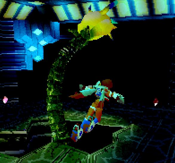 Burning Rangers Sonic Team Sega Saturn Xtreme Retro 11
