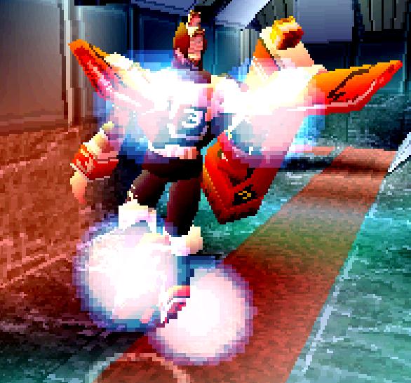 Burning Rangers Sonic Team Sega Saturn Xtreme Retro 12