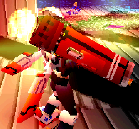 Burning Rangers Sonic Team Sega Saturn Xtreme Retro 13