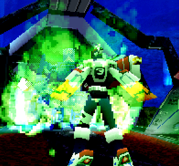 Burning Rangers Sonic Team Sega Saturn Xtreme Retro 14