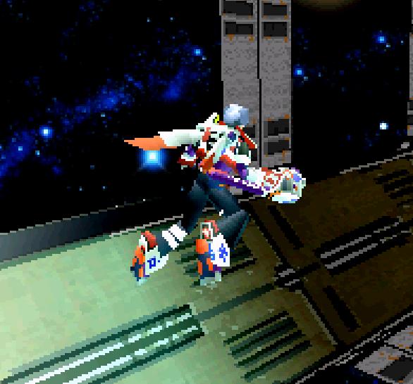 Burning Rangers Sonic Team Sega Saturn Xtreme Retro 15