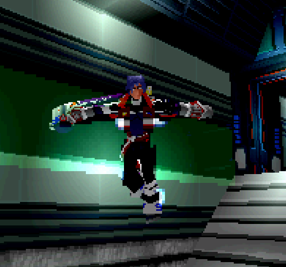 Burning Rangers Sonic Team Sega Saturn Xtreme Retro 16