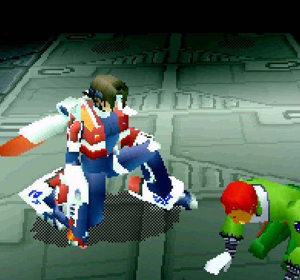 Burning Rangers Sonic Team Sega Saturn Xtreme Retro 17