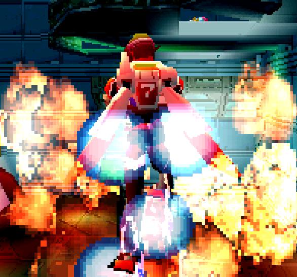 Burning Rangers Sonic Team Sega Saturn Xtreme Retro 19