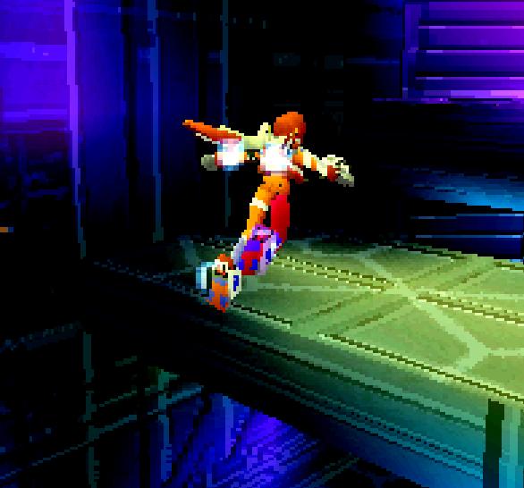 Burning Rangers Sonic Team Sega Saturn Xtreme Retro 2