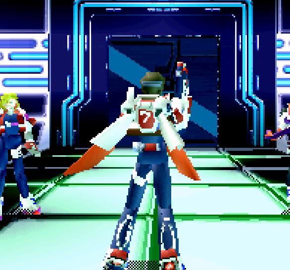 Burning Rangers Sonic Team Sega Saturn Xtreme Retro 20