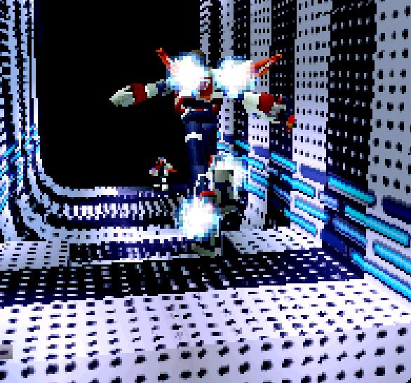 Burning Rangers Sonic Team Sega Saturn Xtreme Retro 21