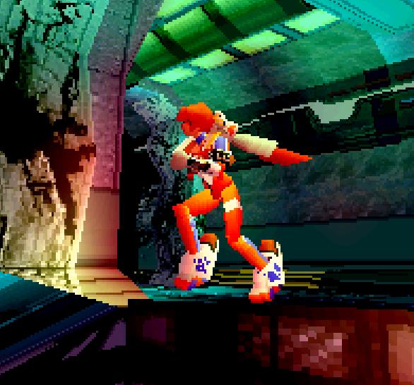 Burning Rangers Sonic Team Sega Saturn Xtreme Retro 3