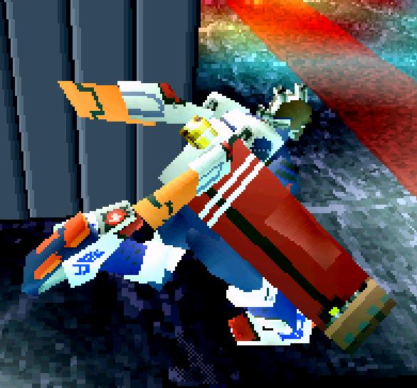 Burning Rangers Sonic Team Sega Saturn Xtreme Retro 4