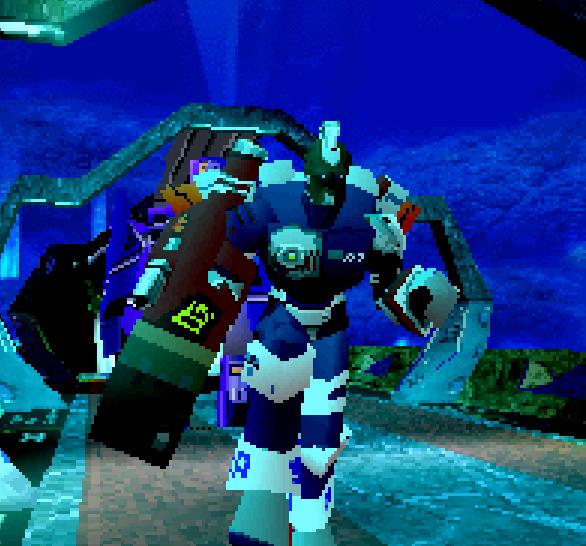 Burning Rangers Sonic Team Sega Saturn Xtreme Retro 5