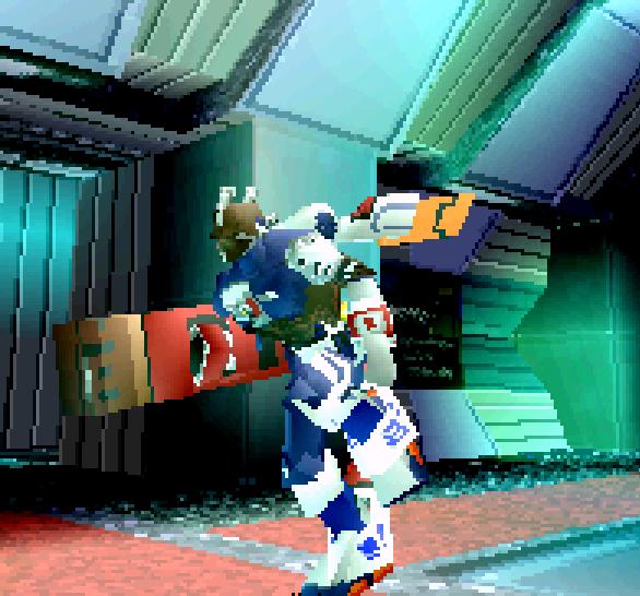 Burning Rangers Sonic Team Sega Saturn Xtreme Retro 6