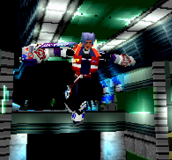 Burning Rangers Sonic Team Sega Saturn Xtreme Retro 8