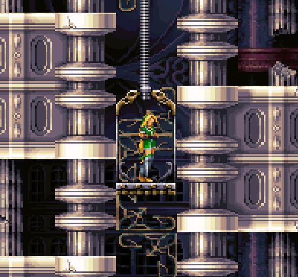 Dracula X Symphony of the Night Konami Sega Saturn Xtreme Retro 17