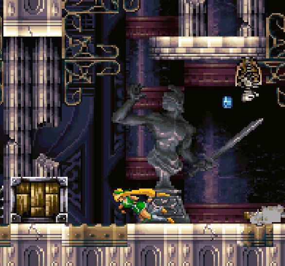 Dracula X Symphony of the Night Konami Sega Saturn Xtreme Retro 18