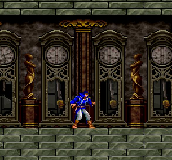 Dracula X Symphony of the Night Konami Sega Saturn Xtreme Retro 29
